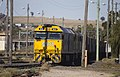 G 531, DL 43 and 50 freight train parked in the Junee Railway Station yard (2).jpg