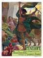 Gabriel Fauré - Pénélope - poster by Georges-Antoine Rochegrosse 1913.png