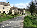 Gagingwell - The lane to Radfordbridge - geograph.org.uk - 154236.jpg
