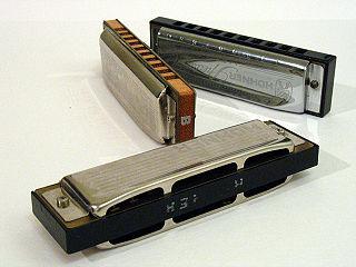 Richter-tuned harmonica