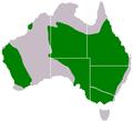 Gallinula ventralis range.png