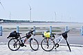 Gaomei Wetlands and Giant bicycles 20160829b.jpg