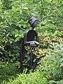Gardener in the Bushes at Rosemoor - geograph.org.uk - 932965.jpg