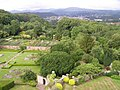 Gardens and wooded areas, Bodysgallen Hall, Wales - geograph.org.uk - 533527.jpg