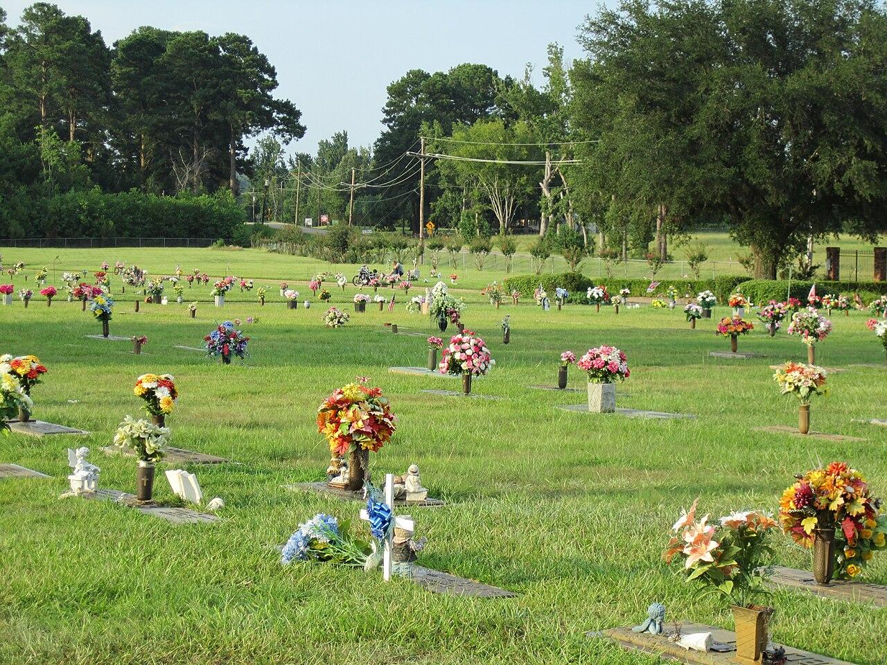 Washington Memorial Cemetery In Long Island
