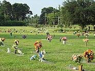 Gardens of Memory Cemetery, Minden, LA IMG 0012