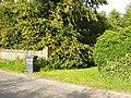 Gate entrance to Ormiston House - geograph.org.uk - 48553.jpg