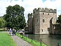Gatehouse to Bishop's Palace at Wells - geograph.org.uk - 916441.jpg