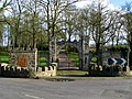 Gates to Carrowdore Castle - geograph.org.uk - 703012.jpg