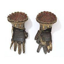Gauntlet Glove Wikipedia