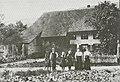 Geburtshaus von Gerhard Meier in Niederbipp alias Amrain 1913 (vier Jahre vor Gerhard Meiers Geburt). Foto Archiv © Pedro Meier.jpg