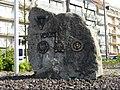 Gedenksteen voor het Geheime Leger en de Bevrijding door de Canadezen (WO2), Verzetsplein, Knokke.jpg