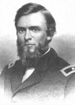 Joshua W. Sill - Brig. Gen. Joshua Sill