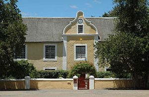 Heritage Western Cape - Museum, Genadendal mission station provincial heritage site