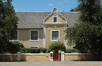 Heritage Western Cape - Museum, Genadendal mission station provincial heritage site