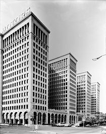 Cadillac Place(General Motors Building)