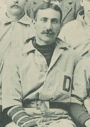 Jack Abbott (coach) - Abbott pictured at Dartmouth College