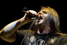 George «Corpsegrinder» Fisher
