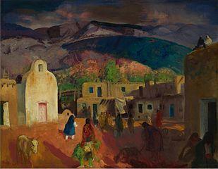 Pueblo Tesuque, No. 2