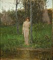 George Henry Boughton (1833-1905) - 'By the water's edge' - 1288941 - National Trust.jpg
