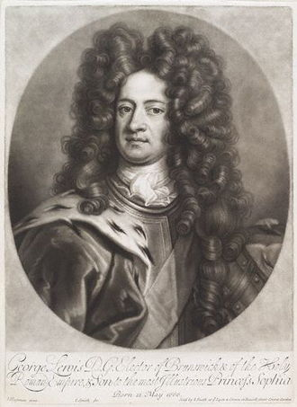 Rinaldo (opera) - Georg Ludwig, Elector of Hanover and later George I of Great Britain, appointed Handel to the Hanover court in 1710.