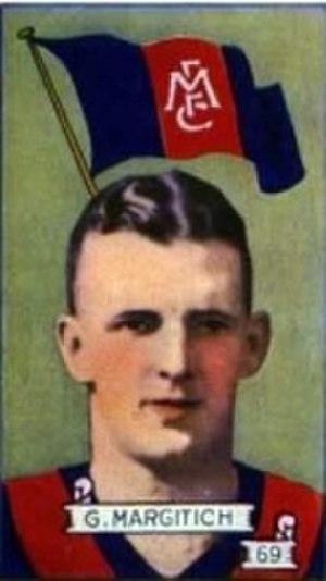 George Margitich - Image: George Margitich 1934