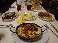 Cuisine allemande wikimonde for Cuisine allemande