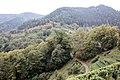 Gernsbach, Schloss Eberstein, Blick in den nördlichen Schwarzwald.JPG