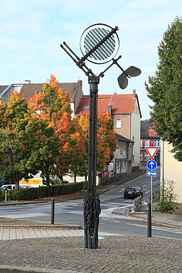 Gartenstraße in Gevelsberg