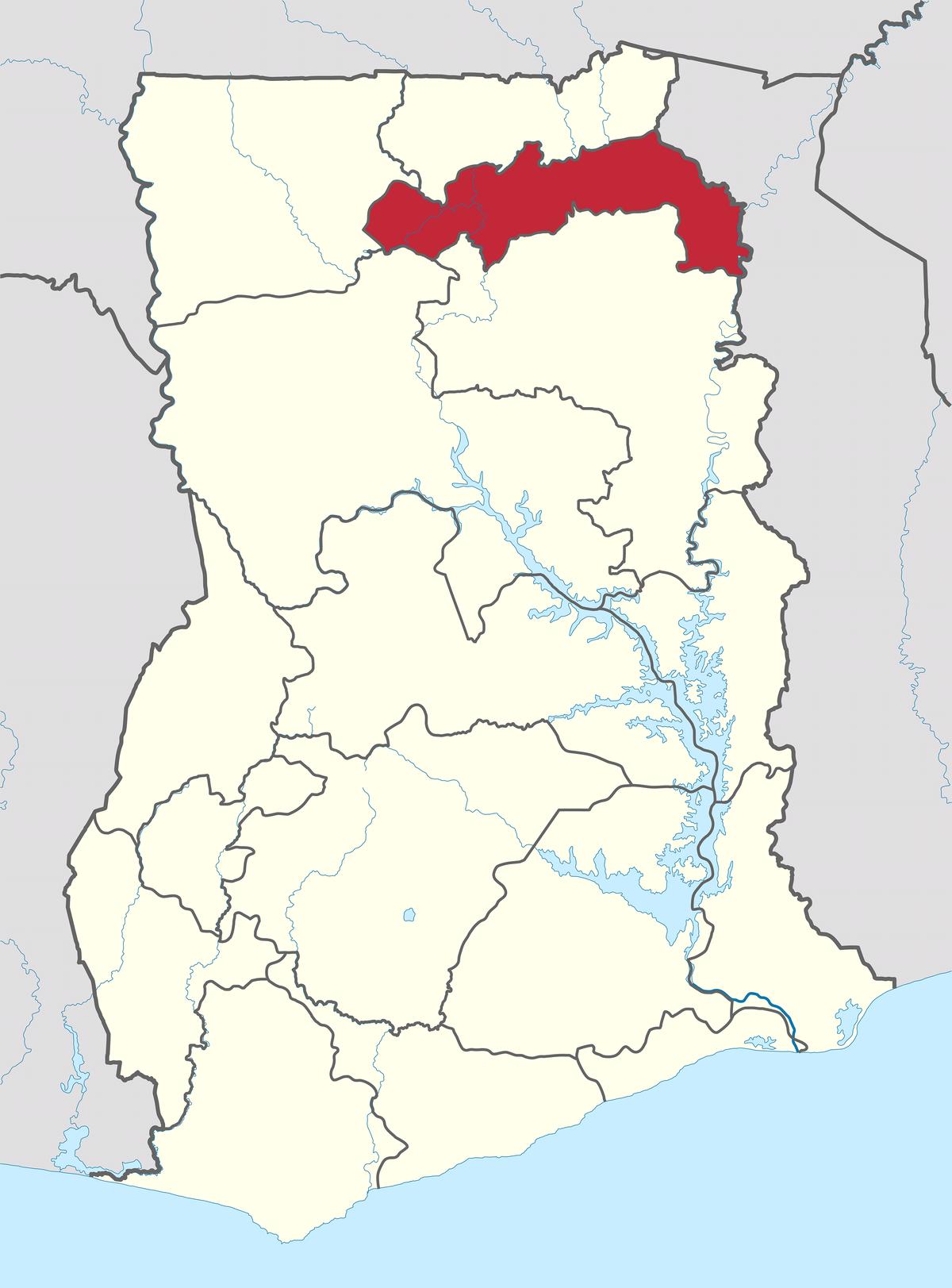 North East Region, Ghana - Wikipedia on ↗  id=57601