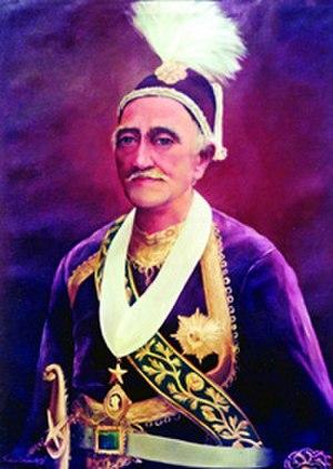 Khwaja Abdul Ghani - Nawab Khwaja Abdul Ghani