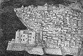 Giacinto Platania Particolare della città di Catania dopo il 1669.jpg