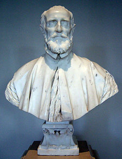 Gianlorenzo Bernini, Portrait of Monsignor Francesco Barberini, c.1623