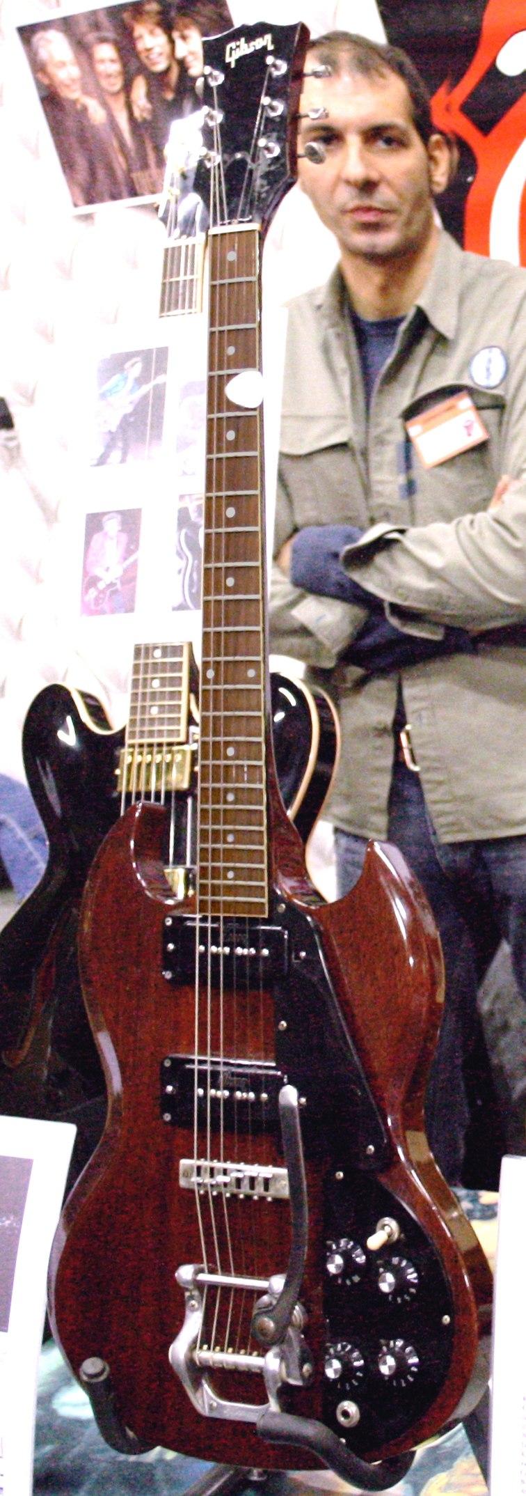 Gibson SG Pro @ SHG 30