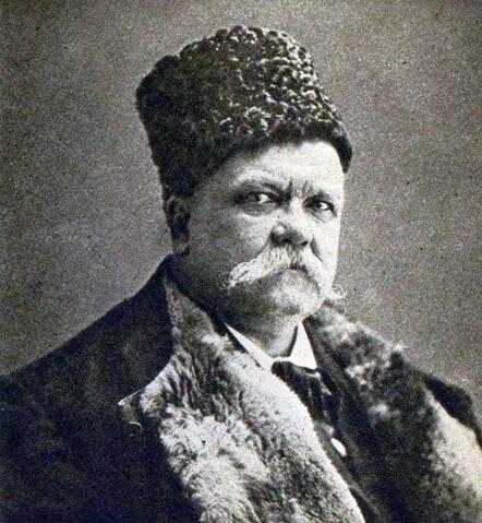 В.А.Гиляровский