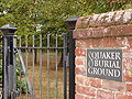 Gildencroft Quaker Cemetery.JPG