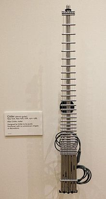 History of Gittler guitar