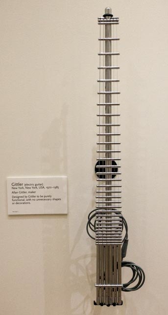 Gittler (electric guitar) (1970-1985) - MIM PHX