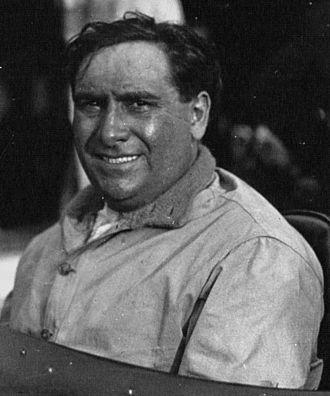 Giuseppe Campari - Image: Giuseppe Campari 1931 Italian Grand Prix (cropped)