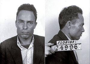 Giuseppe Zangara - Mug shots of Giuseppe Zangara following his arrest.