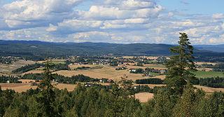 Gjerdrum Municipality in Viken, Norway