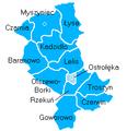 Gminy powiatu ostrołęckiego.png