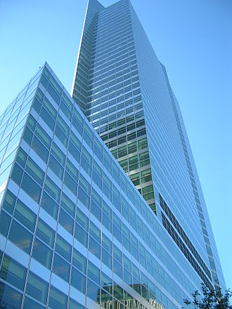 Goldman Sachs - Goldman Sachs Headquarters, at 200 West Street, in Manhattan.