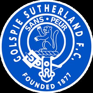 Golspie Sutherland F.C. - Image: Golspie Sutherland F.C. crest