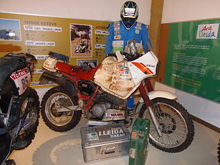 1990 Paris–Dakar Rally