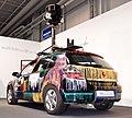 Google Street View Car in CeBIT 2010.jpg