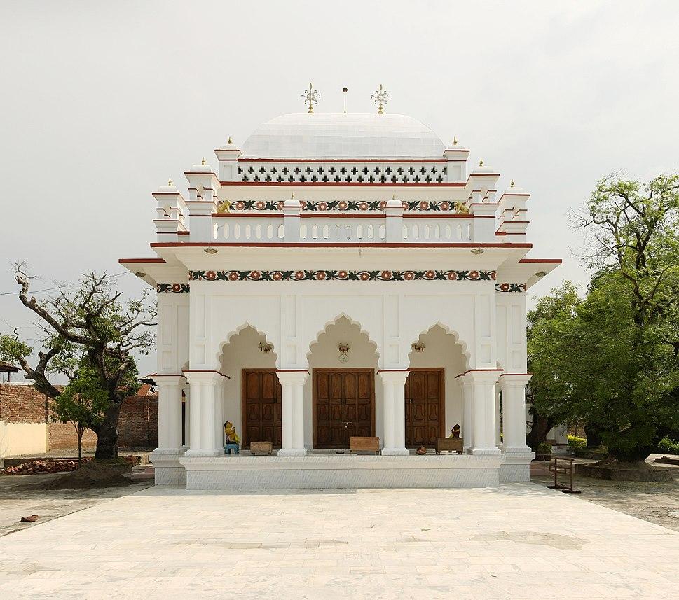Gopinath Temple - Ningthoukhong, Manipur (India)