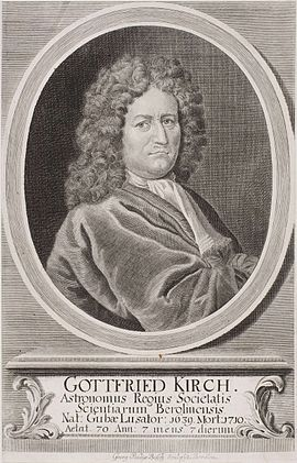Gottfried Kirch