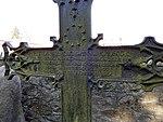 Grabanlage Familie von Krosigk, Kreuz Anton Friedrich Eschwin 1807-1844 (Ballenstedt) 04.jpg