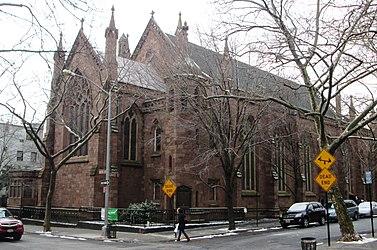 Grace Episcopal Church Brooklyn